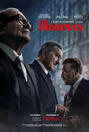 The Irishman - Cine Gran Sur
