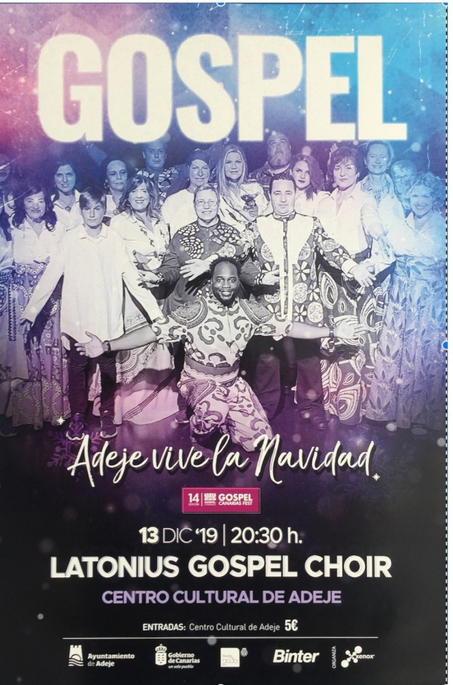 The Latonius Gospel Choir