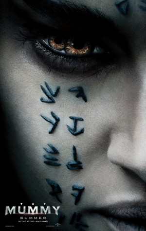 The Mummy in English at GranSur Cinema