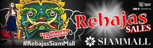 The Sales in Siam Mall