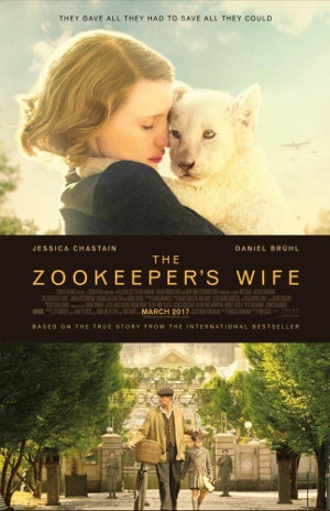 The Zookeeper's Wife in English at GranSur Cinema