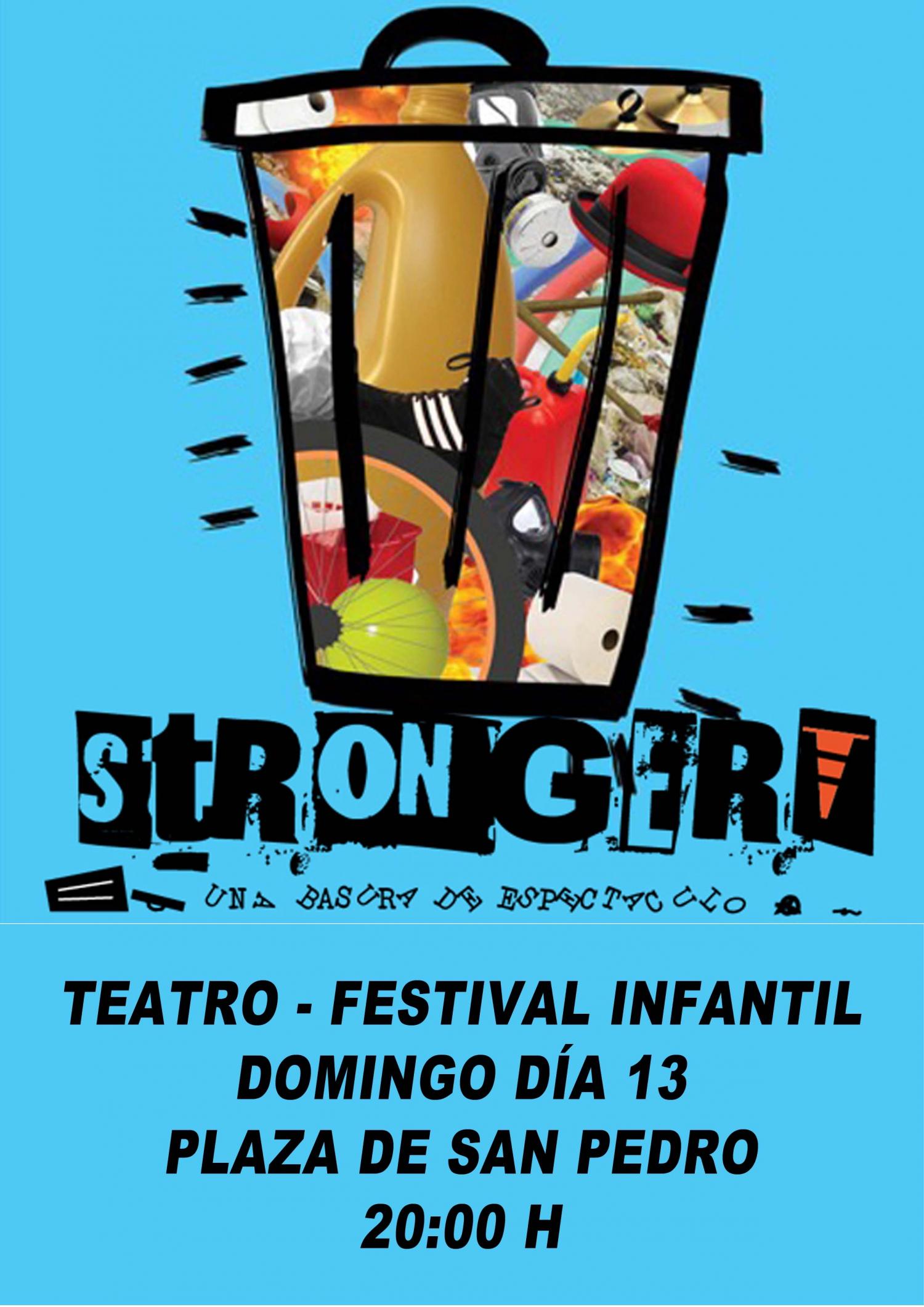 Theatre Festival for Children in Vilaflor