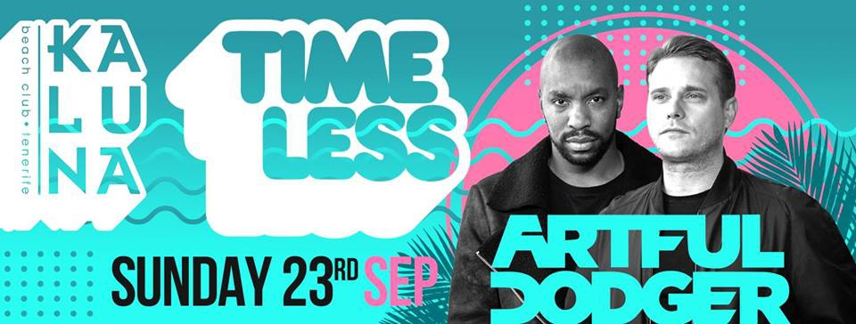 Timeless with Artful Dodger