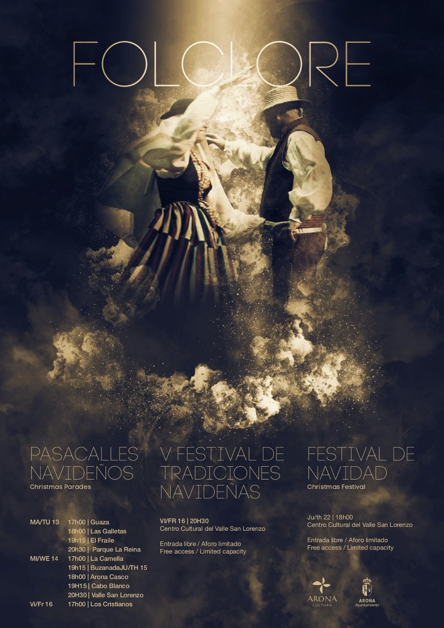 Traditional Christmas Festival in Valle San Lorenzo