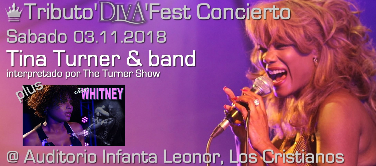 Tribute Diva Fest - Tina Turner and Whitney