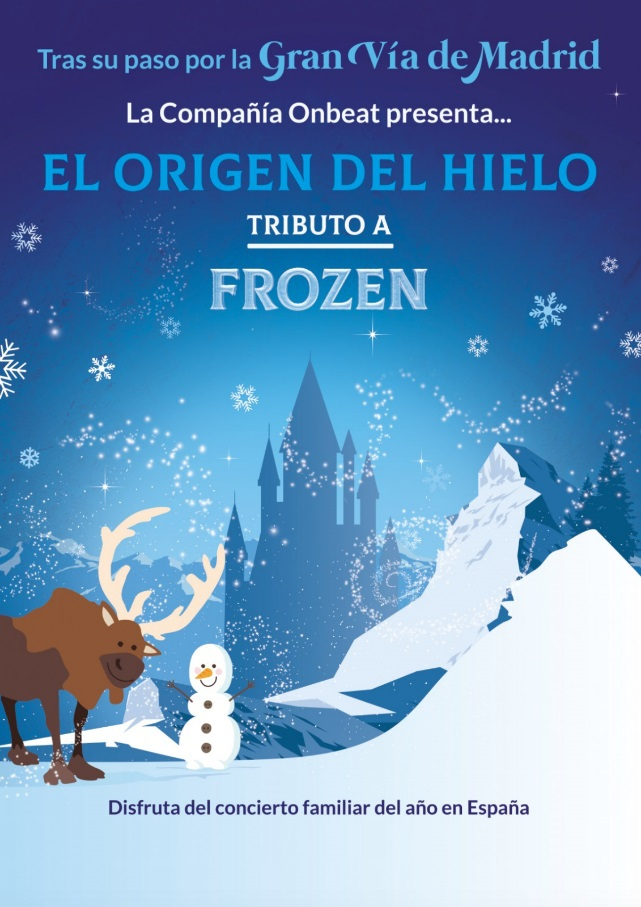 Tribute to Frozen