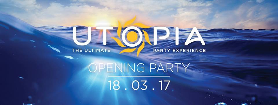 UTOPIA Boat Party Opening