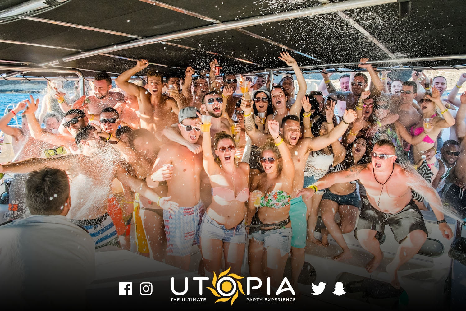 Utopia Boat Party