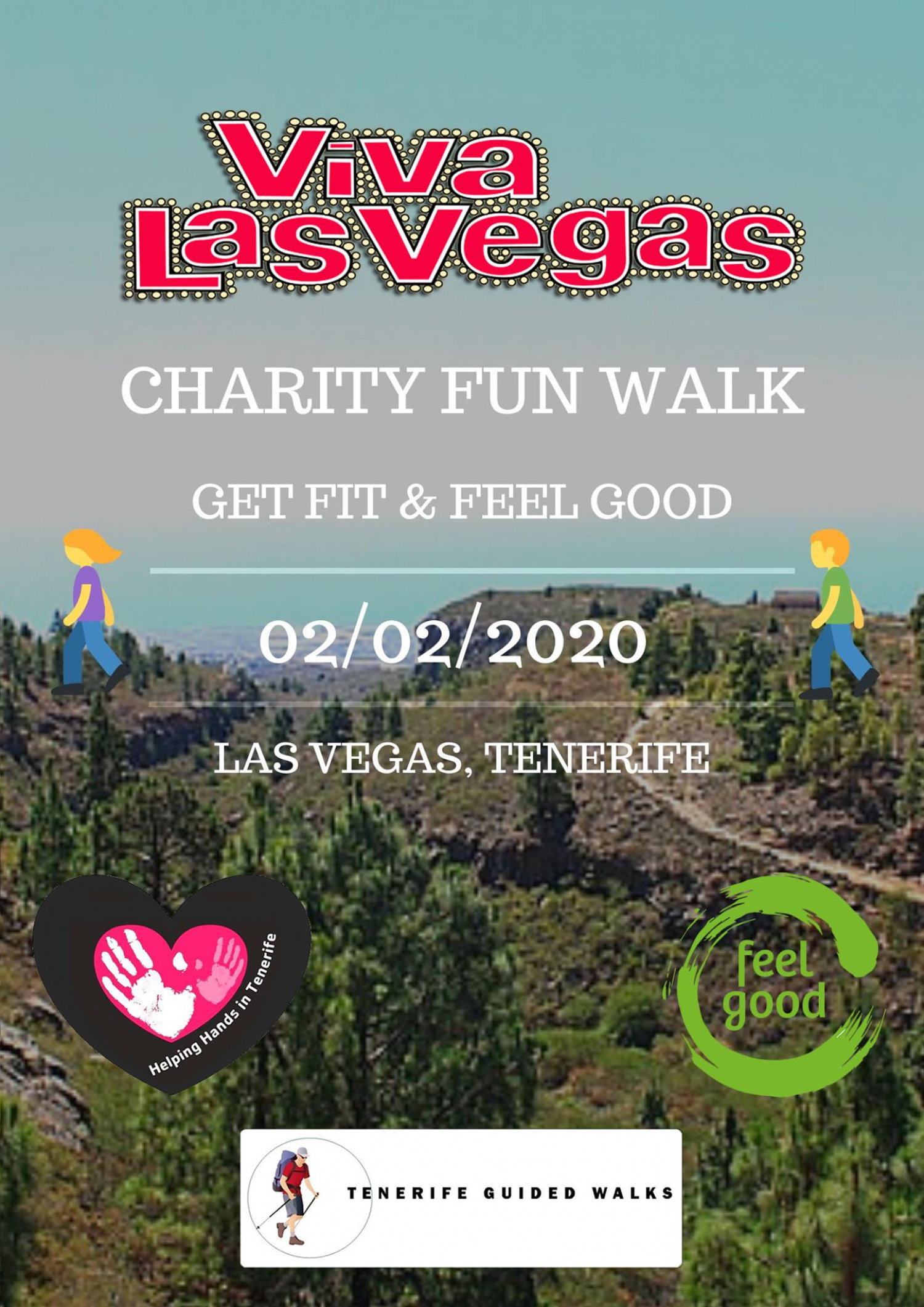 Viva Las Vegas Sponsored Charity Walk
