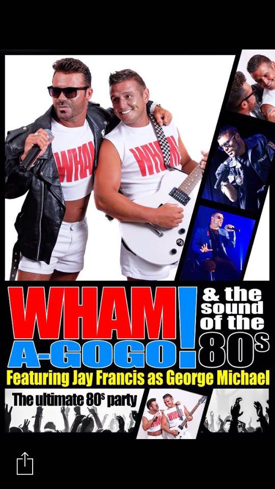 Wham-A GoGo and the Sound of the 80s