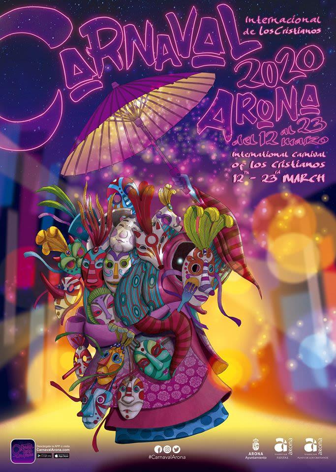 Wig Party - Los Cristianos Carnaval