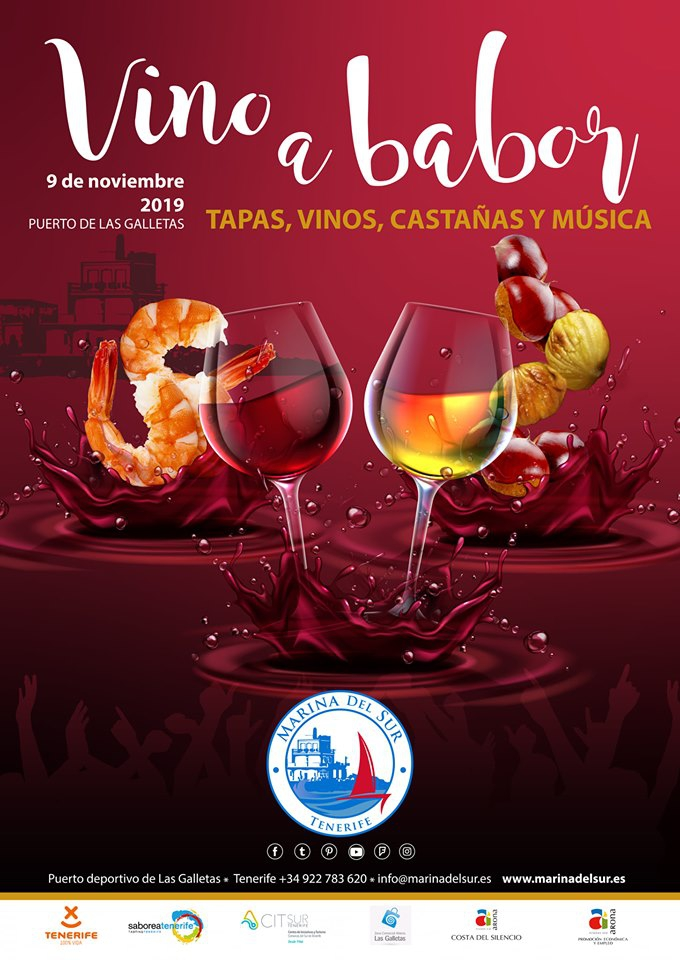 Wine, Tapas & Music In the Marina - Las Galletas