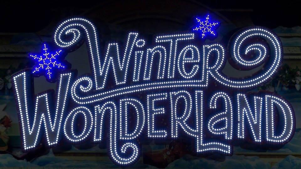 Winter Wonderland at Palms Sports Bar