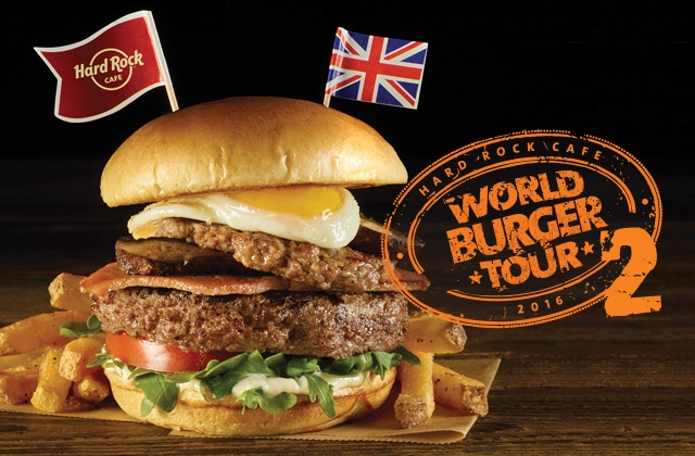 World Burger Tour II