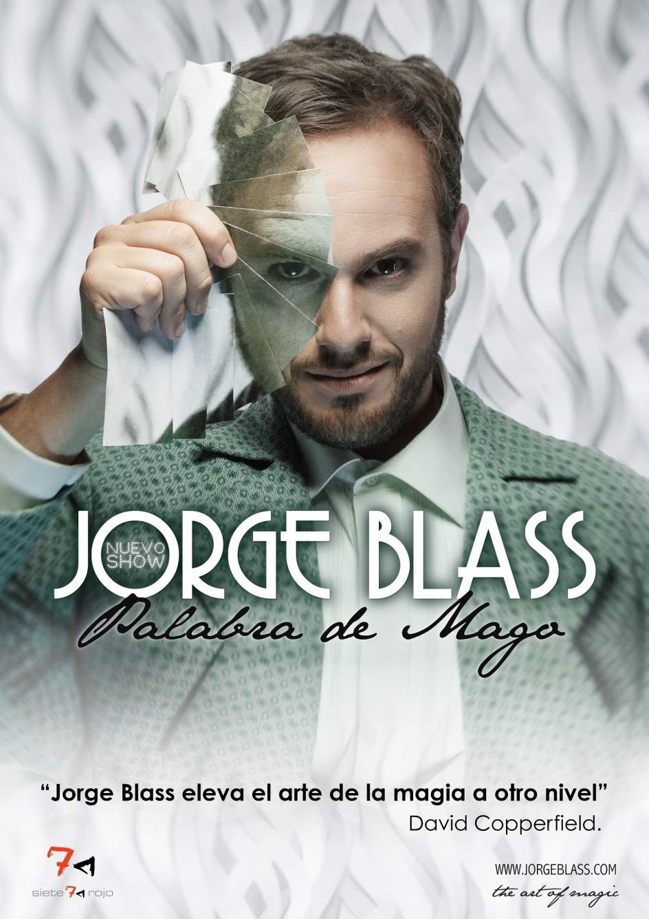 World-Class Illusionist Jorge Blass in Tenerife
