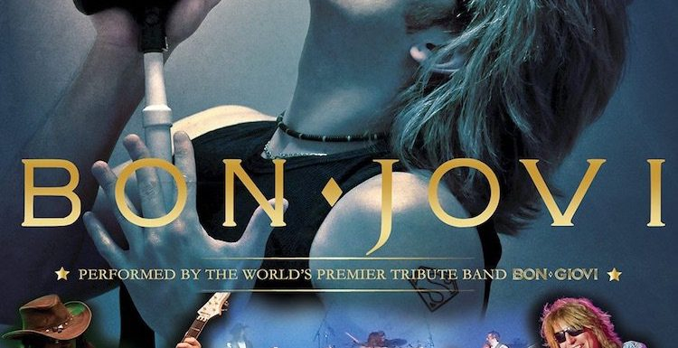 World-Renowned Bon Jovi Tribute at Magma