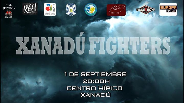 XANADÚ FIGHTERS