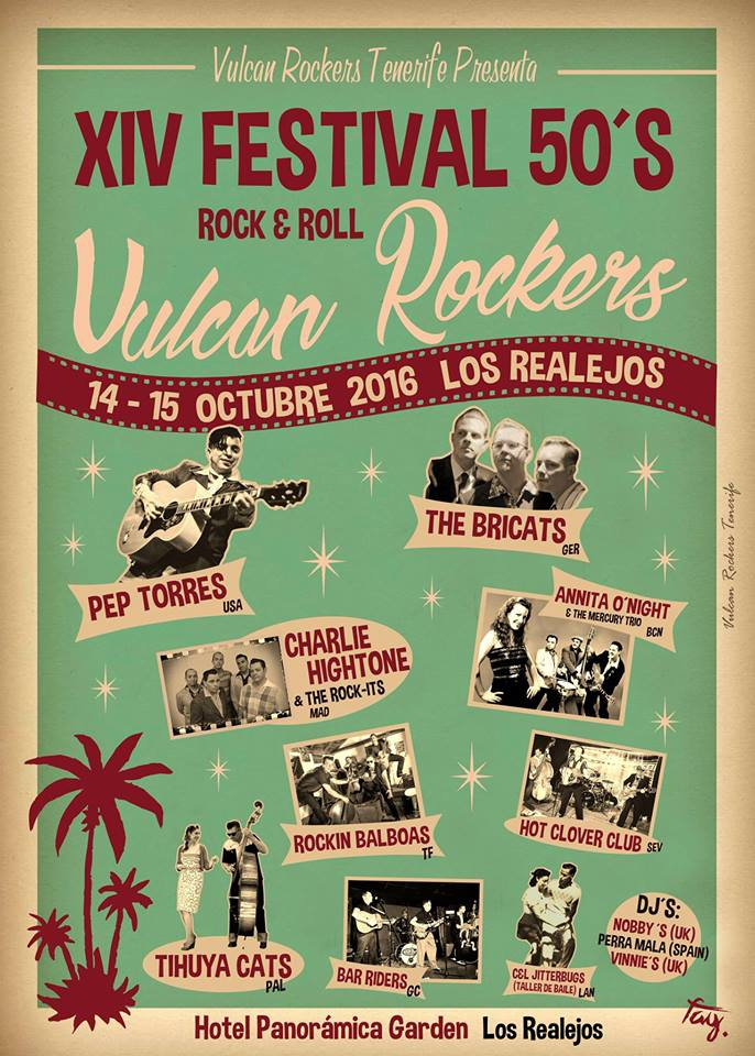 XIV Festival 50s Rock and Roll