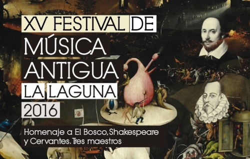 XV Festival of Música Antigua in La Laguna