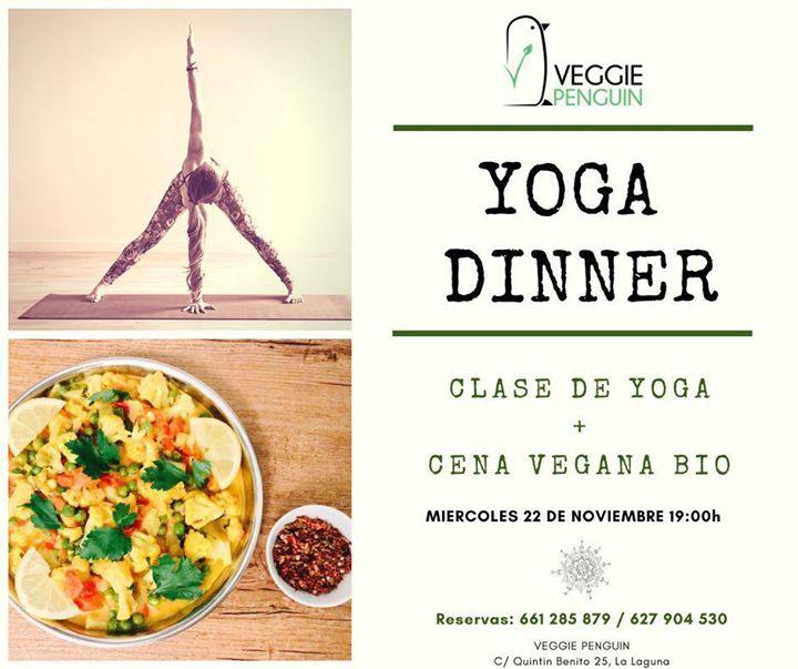 Yoga & Dinner