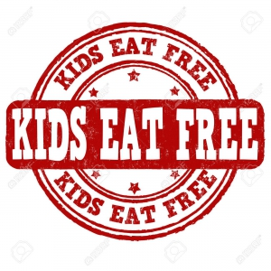 Gulliver's Grillhouse - Free Meals for Kids