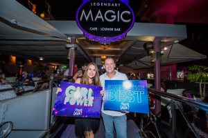 Sing to Win at Magic Lounge Club