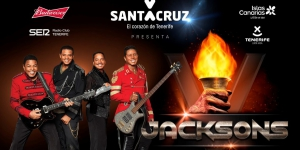 The original Jacksons - live in Tenerife!