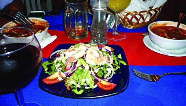 El Pescador Seafood Restaurant