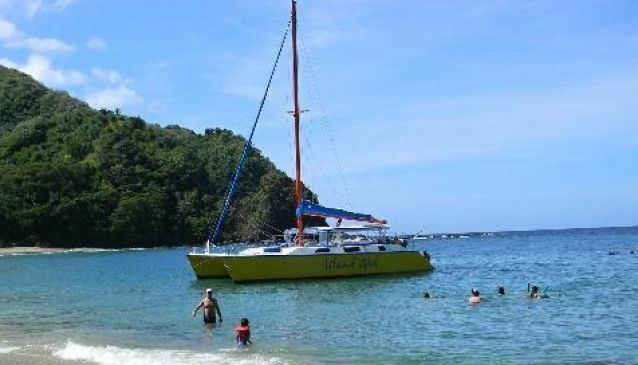Island Girl Sail Charters
