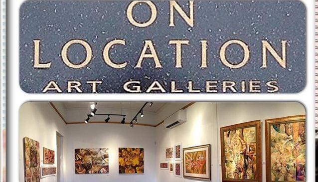 On Location Art Gallery