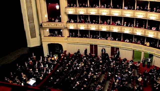 Opera for All in Vienna