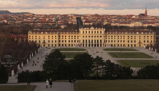 Vienna Voted Most Liveable City