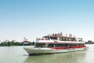 3.5-Hour Grand Danube River Cruise