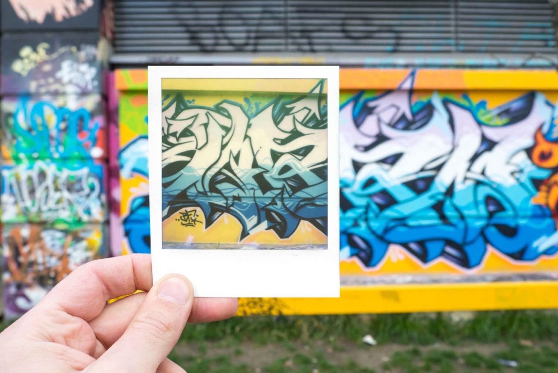 3-Hour Urban Polaroid Photo Tour