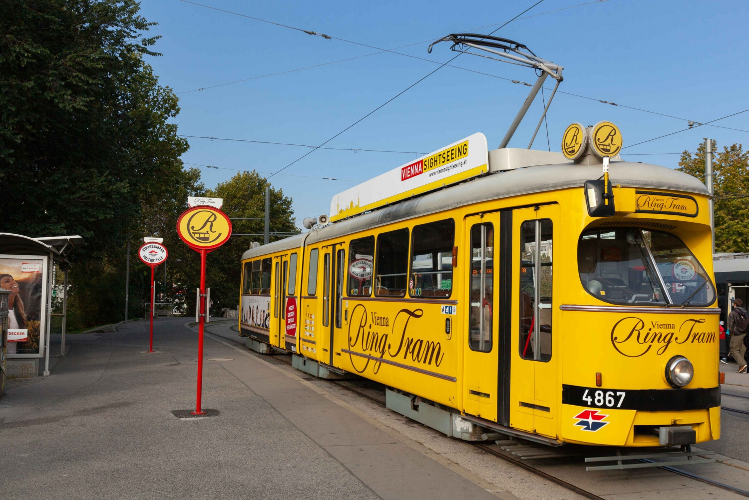 Audio-Guided Ring Tram Tour