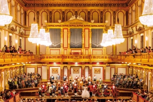 Austrian Delights Dinner and Concert Experience