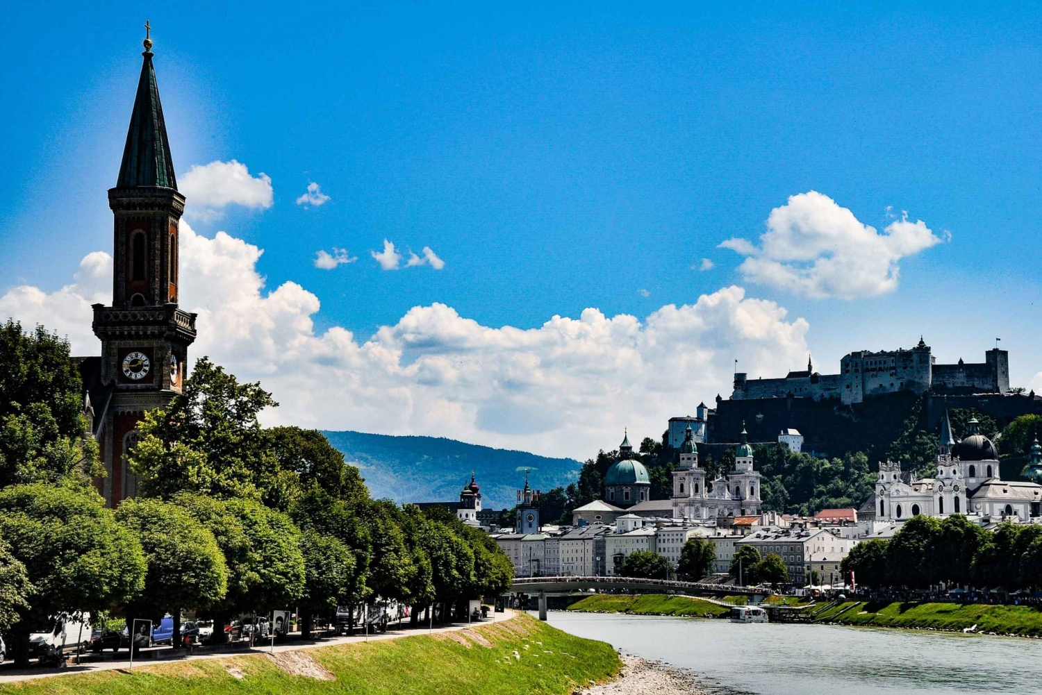 Austrian Lakes and Salzburg Private Tour from Vienna