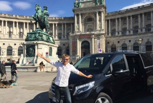 Best of Vienna City Tour
