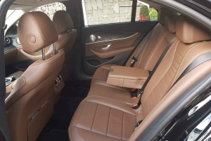 Budapest-Vienna Private Transfer by Luxury Vehicle