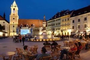Central Vienna – Central Bratislava Private Transfer