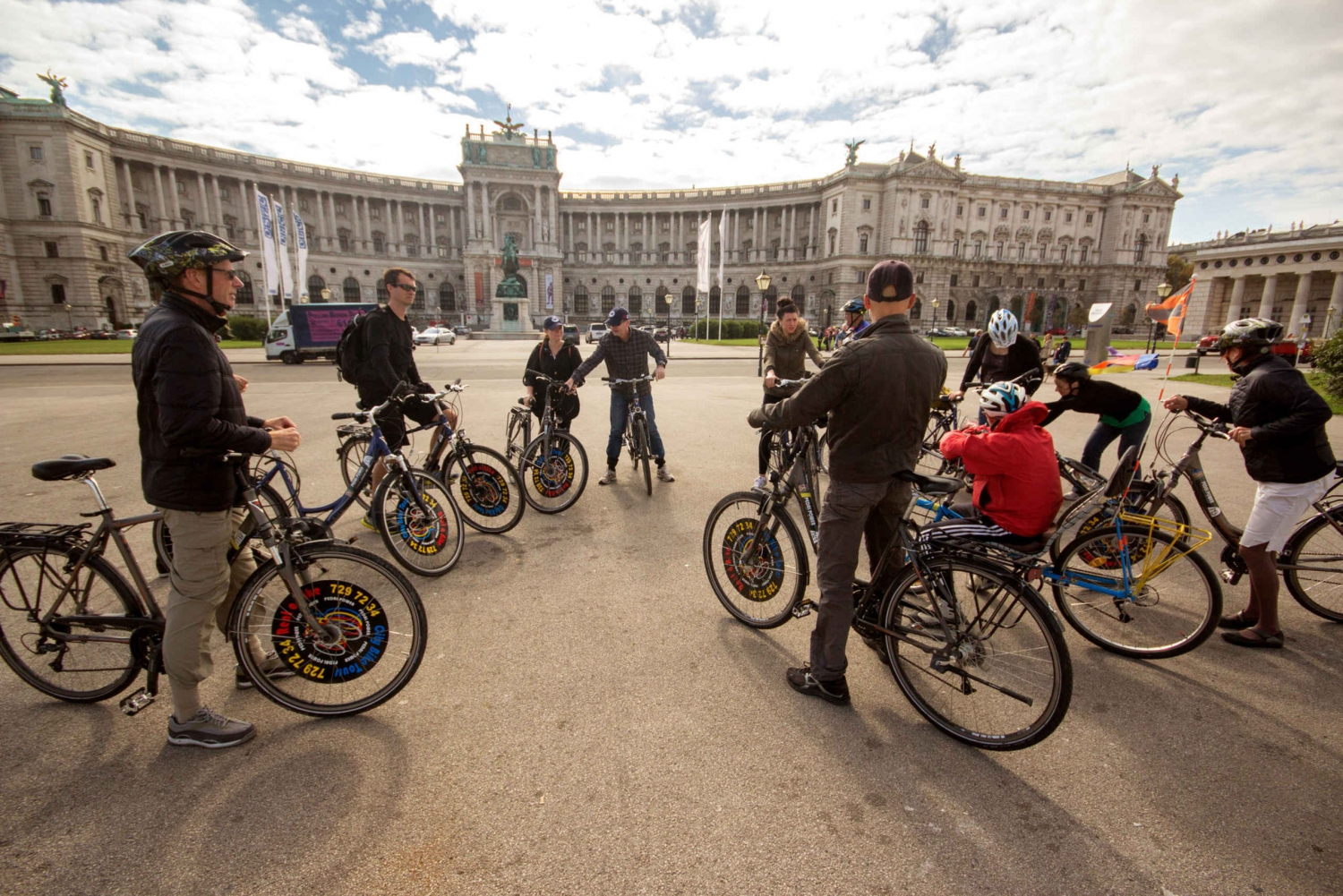 Classic 3-Hour Guided Bike Tour