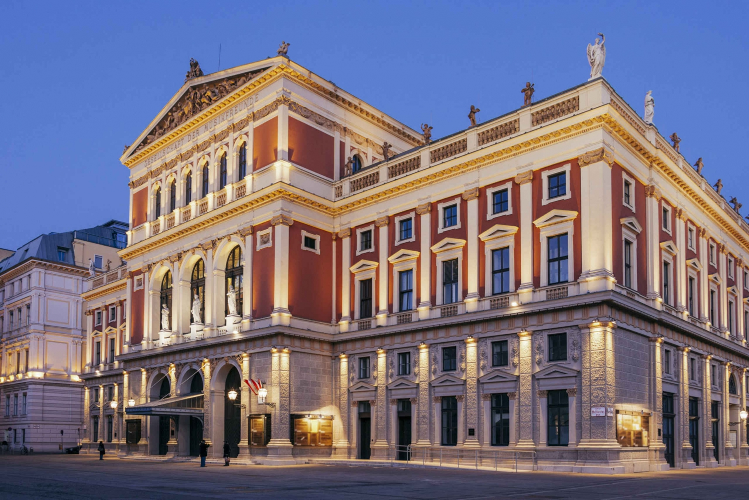 Classical Concert at the Musikverein