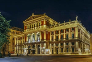 Classical Concert in Brahms Hall at the Musikverein