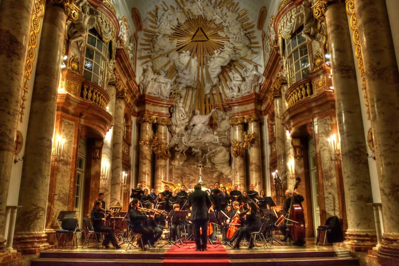 Concert of Mozart's Requiem in Karlskirche