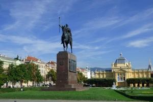 Croatia Day Trip From Vienna Including the Capital Zagreb