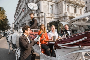 Culinary Horse-Drawn Carriage Experience