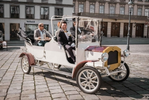 Culinary Sightseeing Tour in an Electric Vintage Car