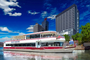 Danube Canal Cruise with Apple Strudel