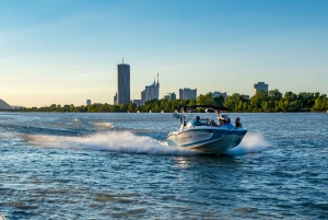 Danube Canal Motorboat Sightseeing Tour