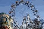 Das Riesenrad - Giant Ferris Wheel